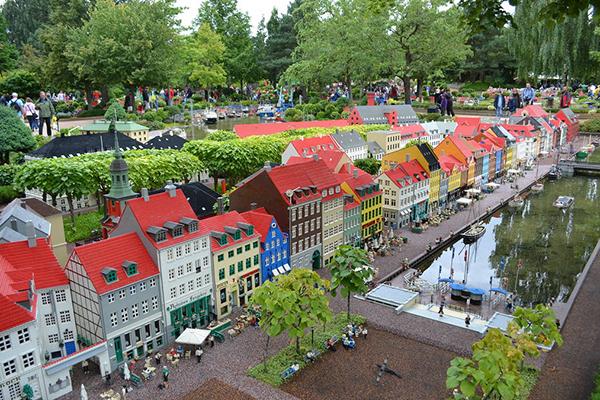 10 главных туристических достопримечательностей Дании