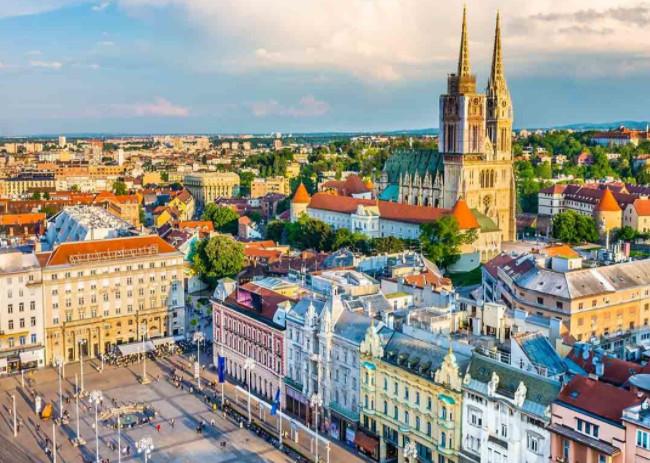 12 лучших городов Хорватии для посещения