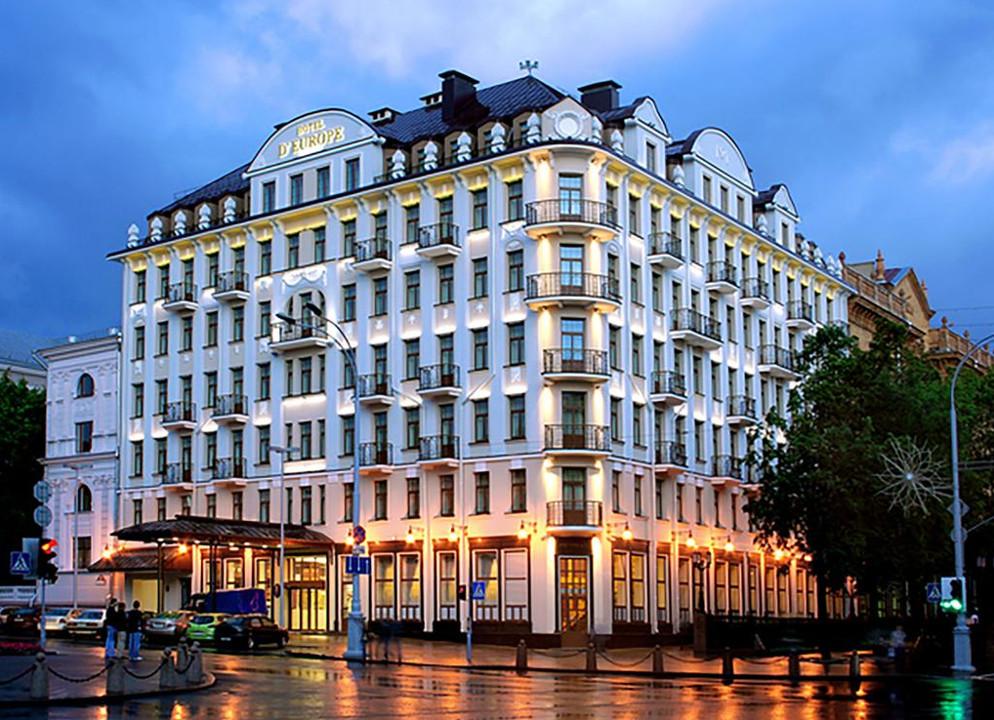 Топ-5 необычных отелей в Минске