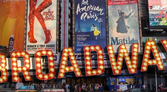 Бродвей в Нью-Йорке — подробная информация с фото