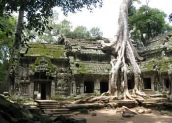 Самые красивые заброшенные места в мире (часть 2)